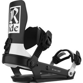 Ride A-6 2021, classic black - Snowboardbindung