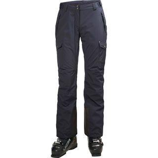 Helly Hansen W Switch Cargo Pant, graphite blue - Skihose