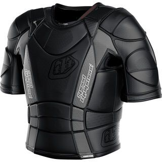 TroyLee Designs 7850 Ultra Protective Shirt, black - Protektorenshirt