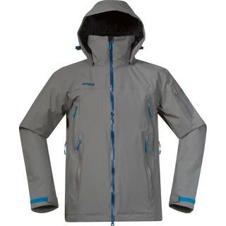 Bergans Nesbyen Insulated Jacket, grey sea blue - Skijacke
