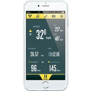 Topeak RideCase iPhone 6/6s ohne Halter, white - Schutzhülle