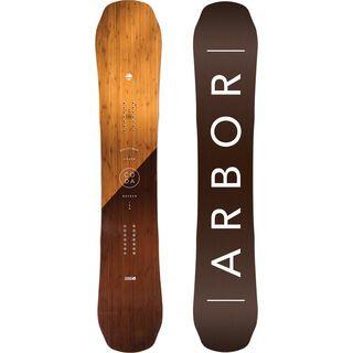 Arbor Coda Rocker Mid Wide 2018 - Snowboard