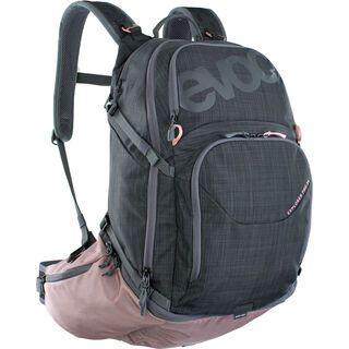 Evoc Explorer Pro 26l carbon grey/dusty pink