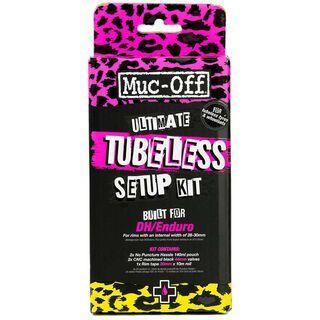 Muc-Off Ultimate Tubeless Setup Kit DH/Trail/Enduro