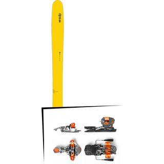 Set: DPS Skis Wailer 112 RP2 2016 + G3 Ion 10 (1716208)