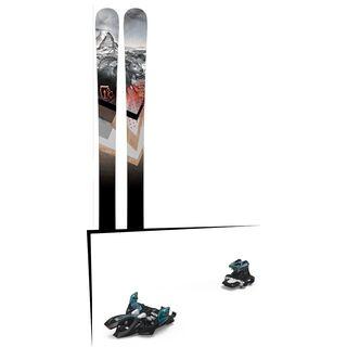Set: Icelantic Pilgrim 2016 + Marker Alpinist 9 (2319305)