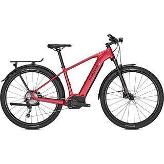 Focus Aventura² 6.8 - 29 2019, red - E-Bike