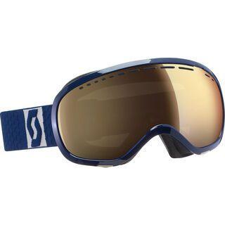 Scott Off-Grid, blue grey/Lens: light sensitive bronze chrome - Skibrille