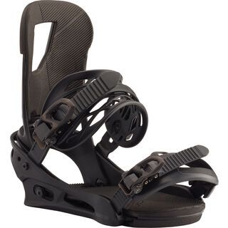 Burton Cartel 2020, black - Snowboardbindung