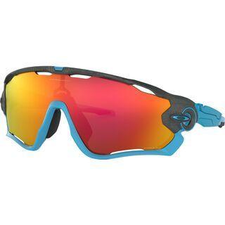 Oakley Jawbreaker Aero Grid Collection Prizm, aero grid grey/Lens: prizm ruby - Sportbrille