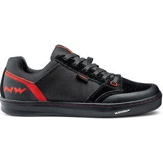 Northwave Tribe, black/red - Radschuhe