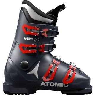 Atomic Hawx JR 4 2020, dark blue/red - Skiboots