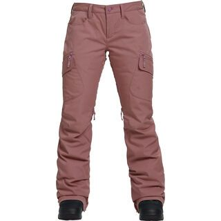 Burton Women's Gloria Insulated Pant, rose brown - Snowboardhose