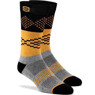100% Antagonist Socks, grey - Radsocken