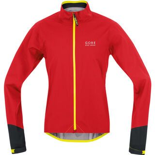 Gore Bike Wear Power Gore-Tex Active Jacke, red/black