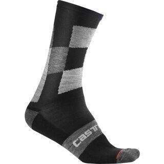 Castelli Diverso 2 18 Sock black