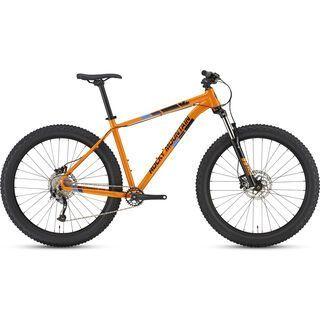 Rocky Mountain Growler 730 26+ 2018, orange - Mountainbike