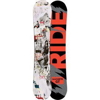Ride Machete GT 2016 - Snowboard