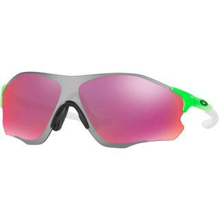 Oakley EVZero Path - Olympics Collection, green fade/Lens: prizm field - Sportbrille