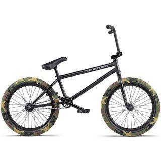 WeThePeople Justice 2020, matt black - BMX Rad