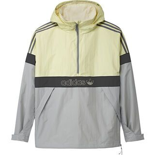 Adidas BB Snowbreaker Jacket, haze yellow/stone/carbon - Snowboardjacke