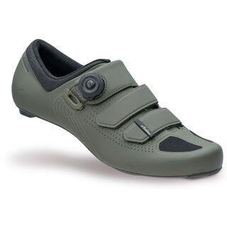 Specialized Audax Road Shoe, Oak Green/Black - Radschuhe