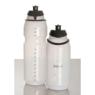 Tacx Shiva mit Messskala, transparent - Trinkflasche