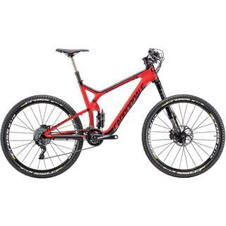 Cannondale Trigger 27.5 Carbon 2 2015, red/carbon/black - Mountainbike