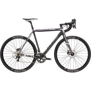 Cannondale SuperX 105 2016, grey/black - Crossrad