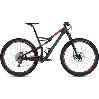 Specialized S-Works Camber Carbon 29 2016, carbon/red - Mountainbike