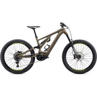 Specialized Turbo Kenevo Comp 2021, gunmetal/hyper green - E-Bike