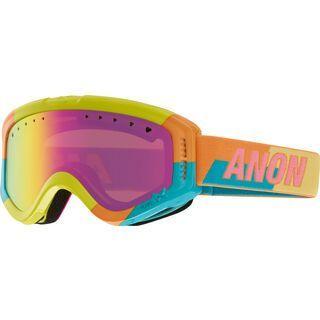 Anon Tracker, Fresh/Pink Amber - Skibrille