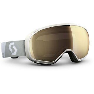 Scott Fix, white/ls bronze chrome - Skibrille