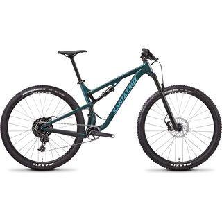 Santa Cruz Tallboy AL D 2019, green/blue - Mountainbike