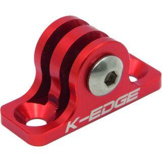 K-Edge Go Big GoPro Adapter, red - Halterung