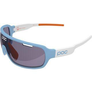 POC DO Blade Larsson Edition, blue/hydrogen white/Lens: violet - Sportbrille