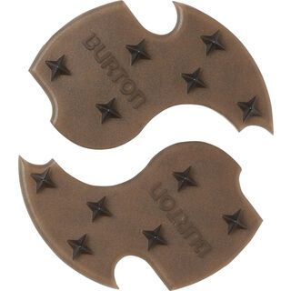 Burton Split Mat, translucent black - Stomp Pad