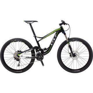 GT Sensor Elite 27.5 2015, black/white - Mountainbike