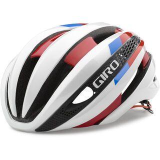 Giro Synthe, white/red/blue - Fahrradhelm