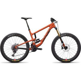 Santa Cruz Nomad CC XX1 Coil Reserve 2019, orange/carbon - Mountainbike