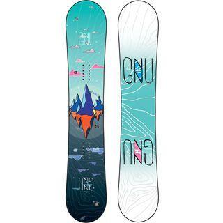 Gnu Velvet 2020 - Snowboard