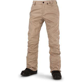 Volcom Klocker Tight Pant, khaki - Snowboardhose