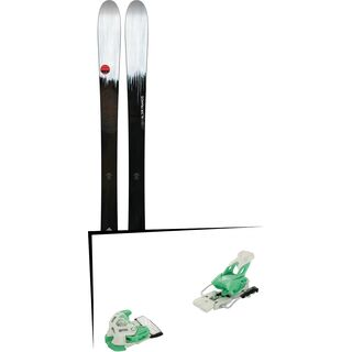 Set: Line Sir Francis Bacon 2018 + Tyrolia Attack 12 solid white mint