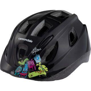 Cannondale Burgerman Colab Kids Helmet, black - Fahrradhelm