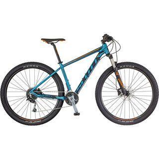 Scott Aspect 730 2018, blue/orange - Mountainbike