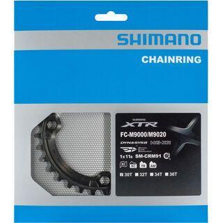 Shimano XTR SM-CRM91 Kettenblatt - 1x10/11