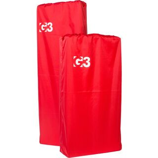 G3 Skin Bag, red - Transporttasche