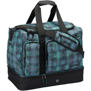 Burton Riders Bag, Digi Plaid - Bootbag