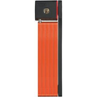 Abus uGrip Bordo 5700 inkl. Tasche, orange - Fahrradschloss