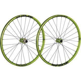 Spank Oozy Trail 295 Wheelset 27.5, emerald green - Laufradsatz